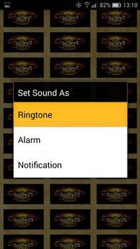 scary ringtones screenshot 2