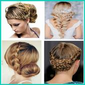 womens hair styles icon