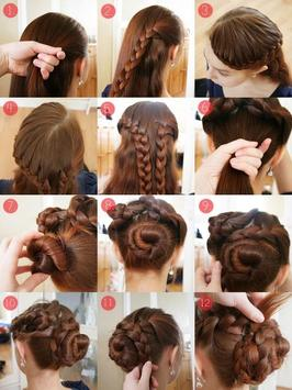 womens hair styles poster