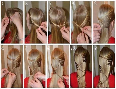 womens hair styles screenshot 3