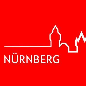 Stadt Nürnberg poster