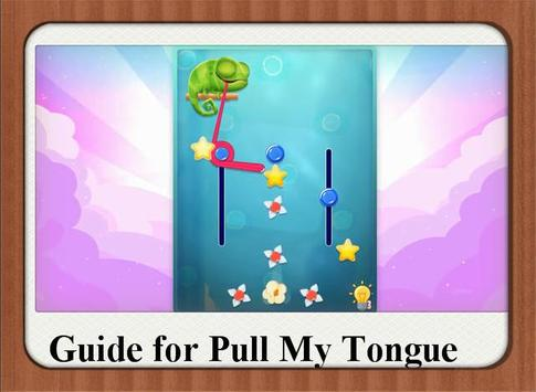 Guide for Pull My Tongue apk screenshot