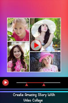 Photo to Video Collage Maker screenshot 2
