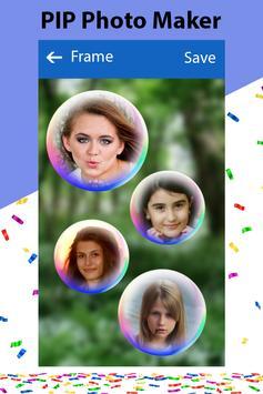 PIP Photo Collage Maker screenshot 3