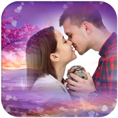 Romentic Love Photo Frame icon