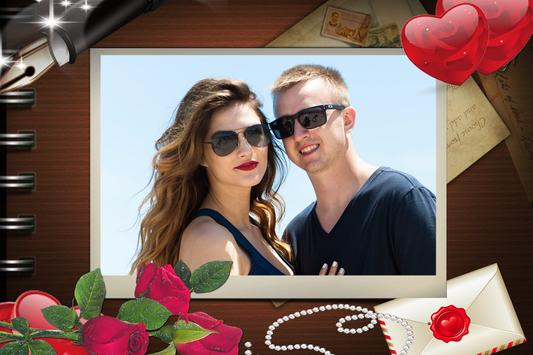 Romentic Love Photo Frame screenshot 3