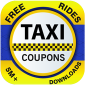 Free Taxi - Cab Coupons for Uber & Lyft icon