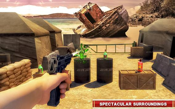 Expert Bottle Shoot 3D apk screenshot