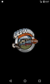 Old Dominion Harley-Davidson poster