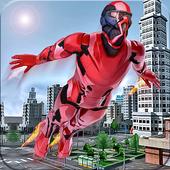 Robot Sky Rescue Simulator icon