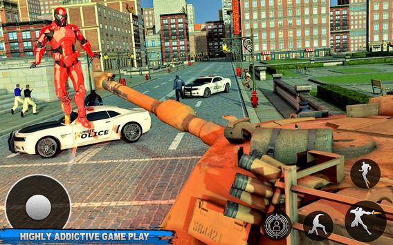 Robot Sky Rescue Simulator screenshot 4