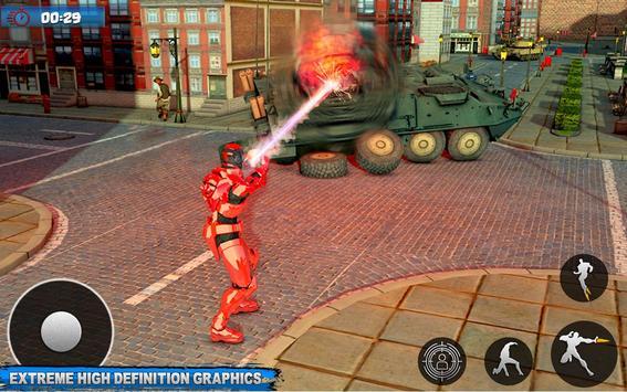 Robot Sky Rescue Simulator screenshot 1