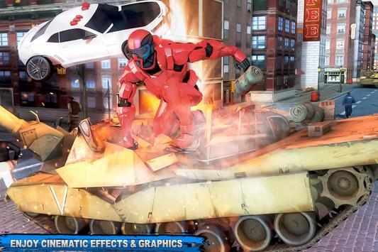 Robot Sky Rescue Simulator screenshot 3