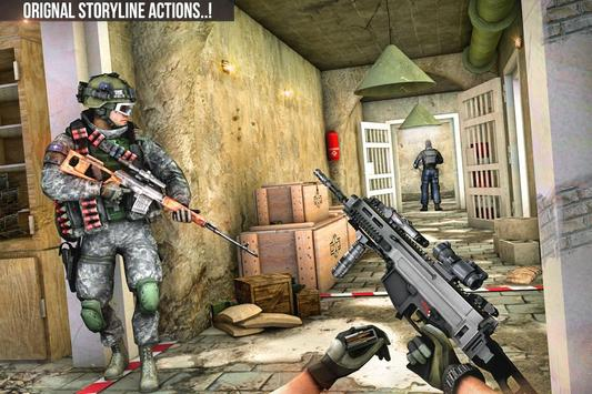 Army Bunker Shooting Arena screenshot 5