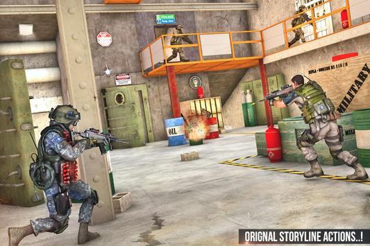 Army Bunker Shooting Arena screenshot 7