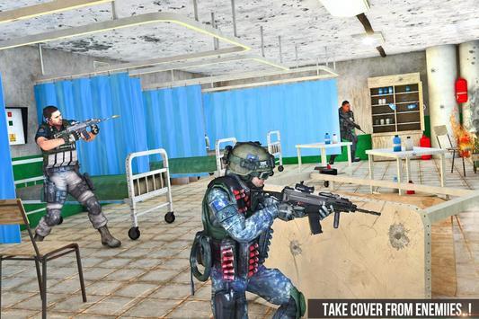 Army Bunker Shooting Arena screenshot 10