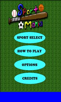 Sport Mania poster