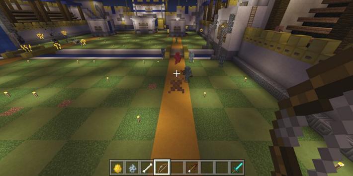 Craft Royale Minecraft Pe Map apk screenshot