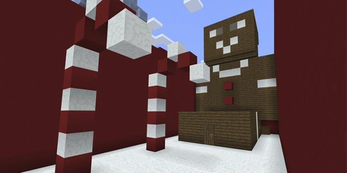 Find the Button map for Minecraft PE poster