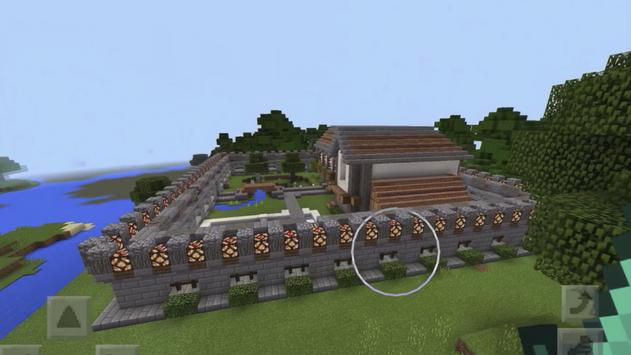 Modern House Mansion for MCPE apk screenshot