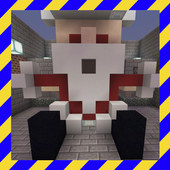 Rudolph's Adventure Map For MCPE icon