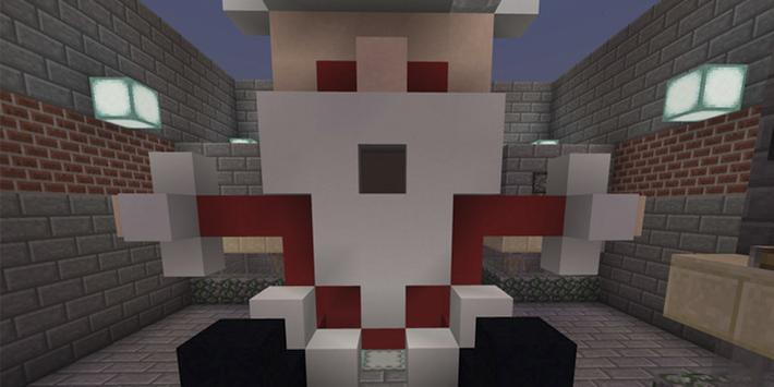 Rudolph's Adventure Map For MCPE poster
