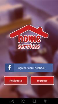 Home Services V poster