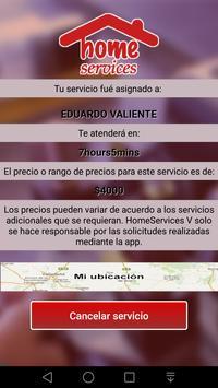Home Services V screenshot 4