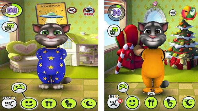 Guide My Talking Tom poster