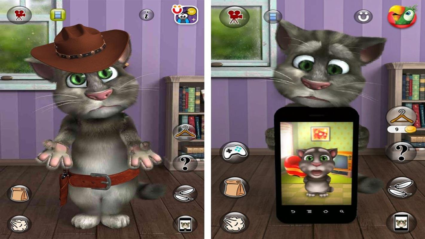 Guide Talking Tom Cat 2 For Android Apk Download