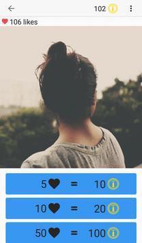 Likes Pumper captura de pantalla 2