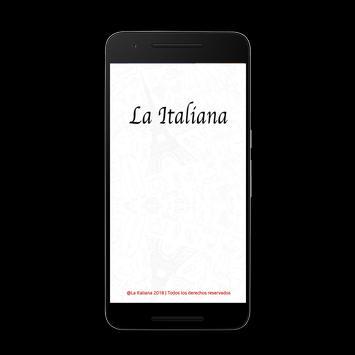 La Italiana   Pancracia APP screenshot 3