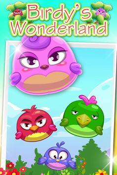 Birds Wonderland Adventure poster