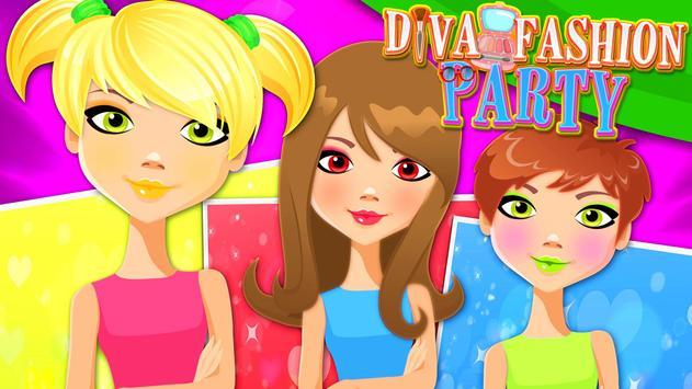Fashion Diva Party Makeover screenshot 5