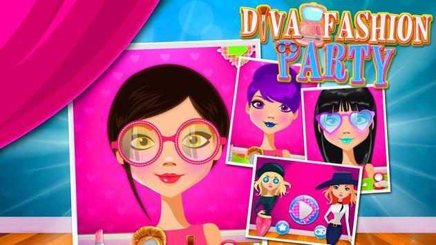 Fashion Diva Party Makeover screenshot 7