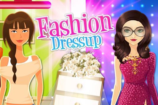 Fashion Dress Up poster