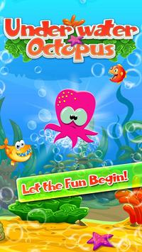 Underwater Octopus Adventure apk screenshot
