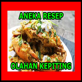 ANEKA RESEP OLAHAN KEPITING icon
