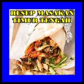 RESEP MASAKAN TIMUR TENGAH icon