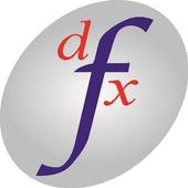 DFX Pumpsizing App icon