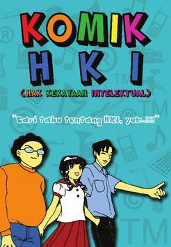 Komik HAKI poster