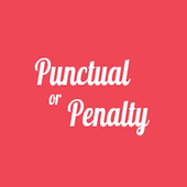 Punctual or Penalty icon