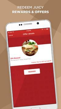 Smashburger Rewards apk screenshot