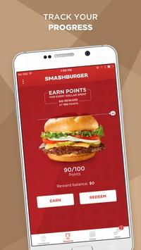 Smashburger Rewards poster