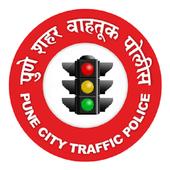 Pune Traffic E-Challan icon