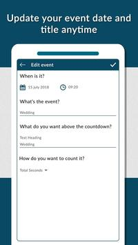 Event Countdown Timer  - Countdown Days screenshot 3