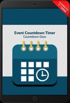 Event Countdown Timer  - Countdown Days screenshot 9