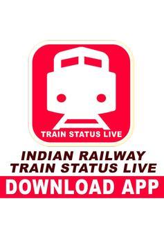 Train Status Live - Indian Railway poster