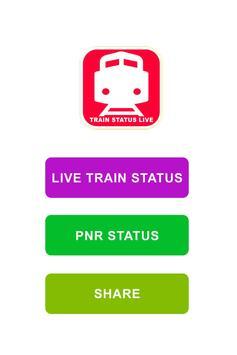 Train Status Live - Indian Railway apk screenshot