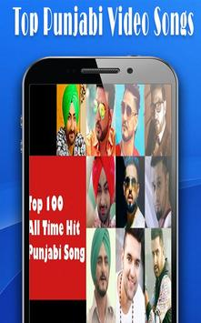 The Punjabi video Songs 2018 poster